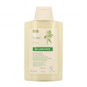 klorane shampooing au lait avoine extra doux 200ml