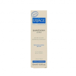 Uriage bariéderm lèvres 15ml