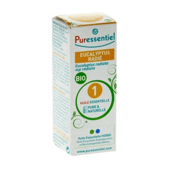 Puressentiel eucalyptus radié bio 10ml