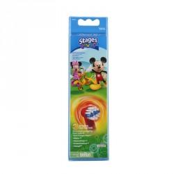 Oral-b brossettes de rechanges au choix stages power kids x3