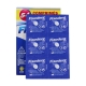 Fixodent pro 54 comprimés nettoyants appareil dentaire