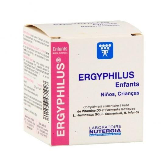 Nutergia Ergyphilus Enfant 14 sachets