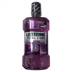 Listerine total care 500ml