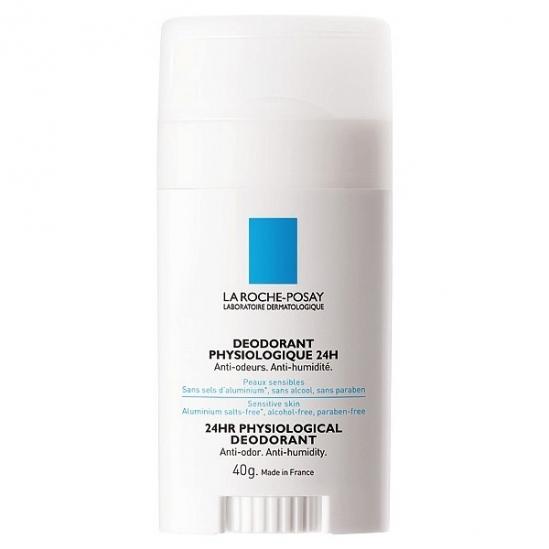 La Roche Posay physiologique déodorant stick 40ml