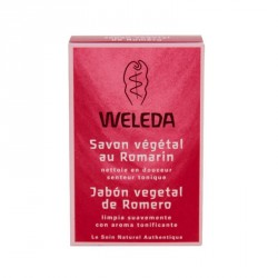 Weleda savon végétal romarin 100g