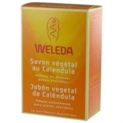 Weleda savon végétal calendula 100g