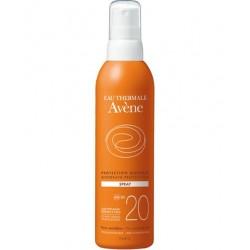 Avène spray protection modérée spf 20 200ml