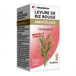 Arkopharma arkogélules levure de riz rouge cholesterol 45 gélules
