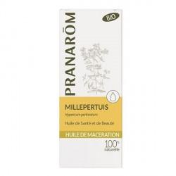 Pranarôm huile végétale millepertuis 50ml