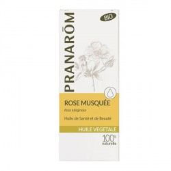 Pranarôm huile végétale rose musquée 50ml