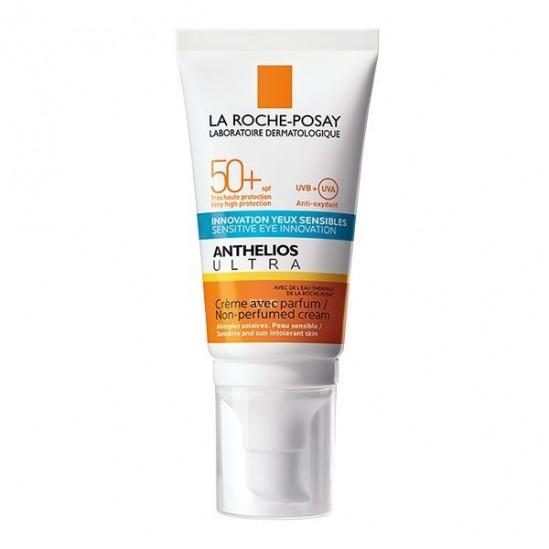 La roche posay anthelios ultra  SPF50+ crème confort avec parfum 50ml