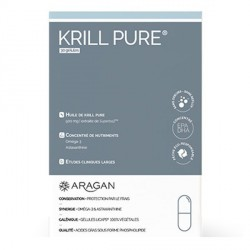 Aragan krill pure 30 capsules