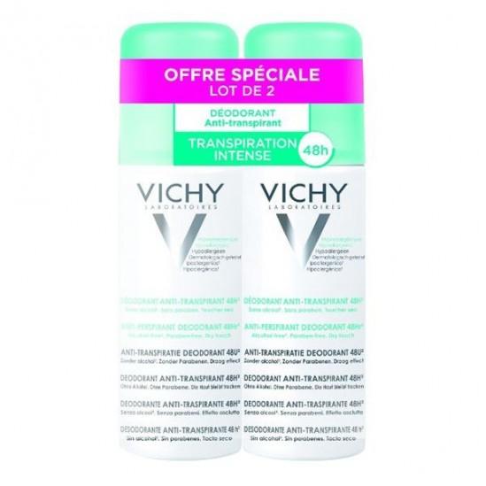 Vichy Anti-transpirant Aérosol Duo 2 x 125ml