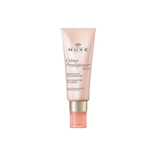 Nuxe Crème Prodigieuse® Boost crème soyeuse multi-correction Tube-pompe 40ml