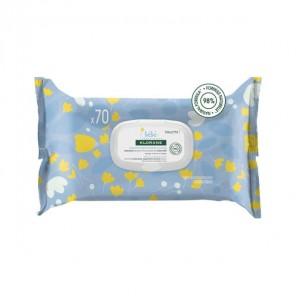 Klorane nettoyantes douce bébé 25 lingettes